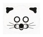 Карнавальная маска Кот из бумаги