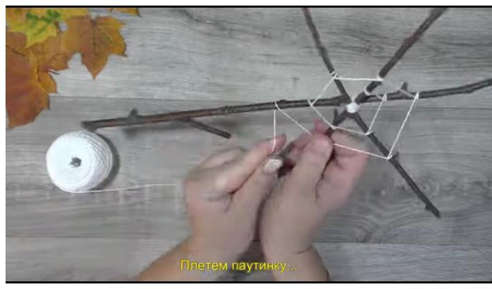 как сделать осенние поделки