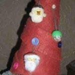 Ёлочные игрушки из киндер-сюрпризов