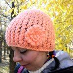 Осенние шапочки — мастер-класс