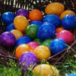 Как окрашивать пасхальные яйца — 7 простых способов